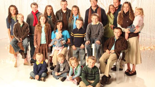 The Duggars on Their All-time Best Holiday Treats