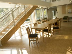 Smart Home became the first LEED Platinum rated residence hall in the world.