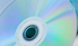 A DVD is very similar to a CD, but it has a much larger data capacity.