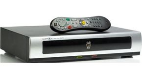 TV Evolution Image Gallery A digital video recorder, or DVR, is tapeless and stores programs on a hard drive. See more TV evolution pictures.