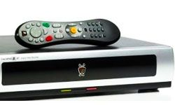 The TiVo Series2 DVR can record up to 80 hours of your favorite TV shows.
