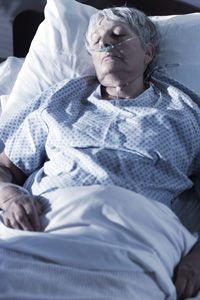 As death nears, measures can be taken to make the patient more comfortable.