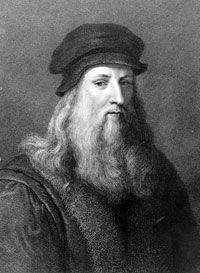 Did Leonardo da Vinci, the quintessential Renaissance man, design an early version of the car?