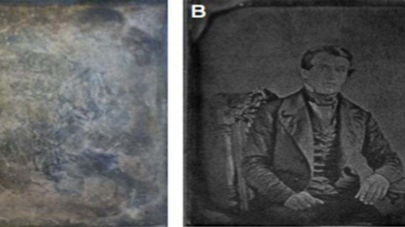 daguerreotypes, saved