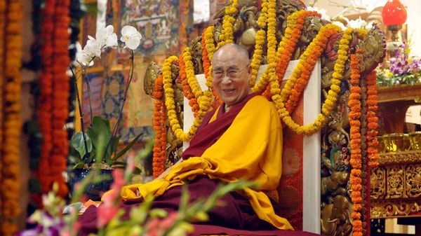 5 Spiritual Lessons From the Dalai Lama