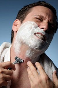 Avoiding painful damage to your face from shaving can be tough, which is why knowing the proper technique is key. See more personal hygiene pictures.