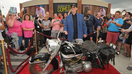 5 Funniest National Comedy Center Highlights