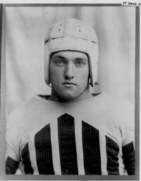 Dan Fortmann had intended to                                            pursue a medical career rather                                            than pro football. See more                                            pictures of football players.