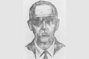 """Whoever this """"D.B. Cooper"""" is, he looks pretty sketchy."""