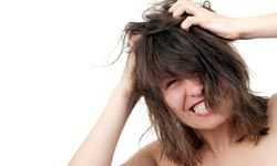 Got dandruff? Take a look at these cures for home relief.