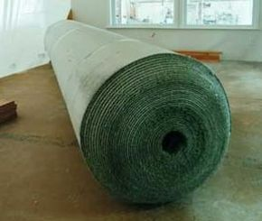 New carpet can give off volatile organic compounds the first couple of days after installation.
