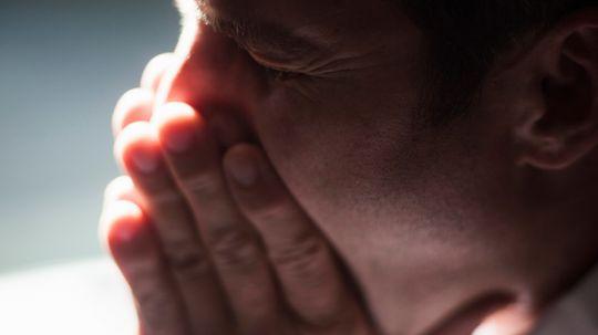 Is it dangerous to stifle a sneeze?