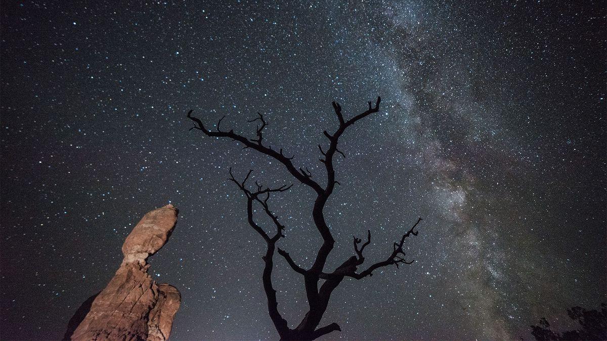 5 parques de cielo oscuro de EE. UU. Que dejan que las estrellas brillen de verdad