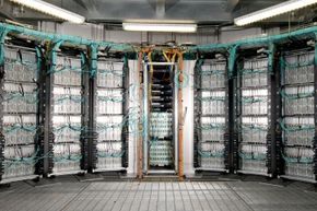 You may not think about it, but the data you access online every day travels through data centers.