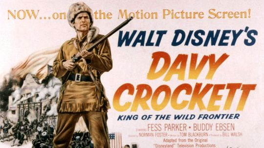 Why Was Davy Crockett King of the Wild Frontier?