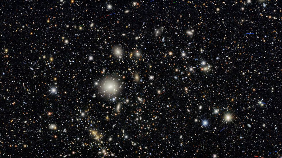 Could 'Early' Dark Energy Explain the Mystery of the Universe's Expansion?