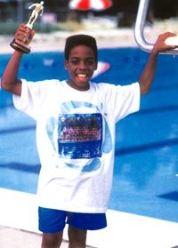 Everyone's a winner with the making a splash kids' T-shirt.