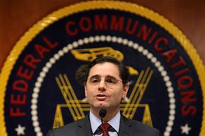 Former FCC Chairman Julius Genachowski oversaw the government agency that decided what you can and cannot say on TV.
