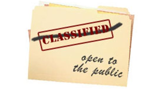 Which secret government documents will be declassified on December 31?
