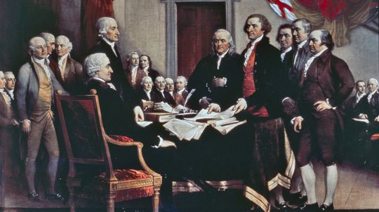 How the Declaration of Independence Birthed the American Nation