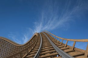 As you crest that first hill, remember: Your chances of death-by-roller-coaster hover around 1 in 750 million.