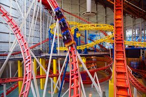 The Mindbender has been accident-free since the 1986 tragedy.