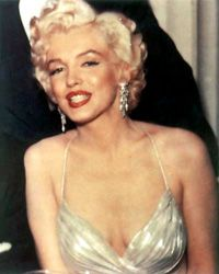 In 1961, the year before her death, Monroe's divorce from Arthur Miller and Clark Gable's death contributed to her spiraling depression, during which she began using sedatives heavily.