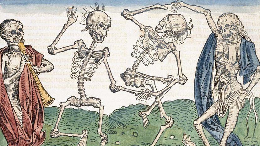 death, Gompertz