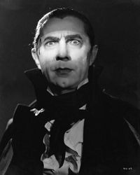 """Lugosi as Count Mora for the MGM film """"Mark of the Vampire"""" in 1935, after his stage and film success as Dracula."""