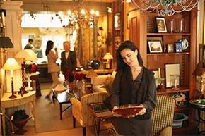 Collecting antiques can turn into a hobby with tax benefits.