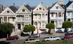 Many neighborhoods have restrictions in place to limit the spectrum of paint colors on houses.
