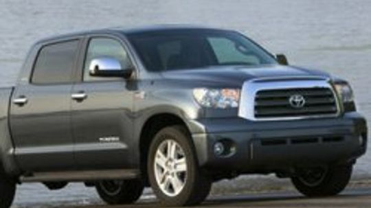 From our Sponsor: Toyota Tundra Pictures