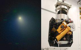 Comet Tempel 1 and Deep Impact spacecraft