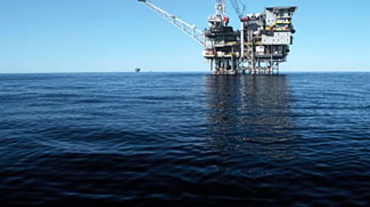 How precise are deep sea oil scanners?