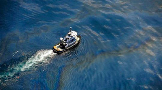 What's the environmental impact of the Deepwater Horizon oil spill?
