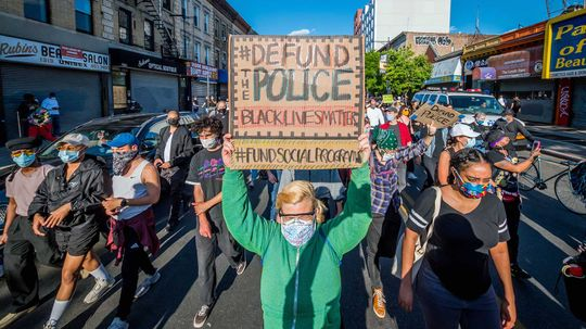 What Does Defund the Police Actually Mean?