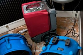 Dehumidifiers can help prevent and, in some cases, repair damage to your home.