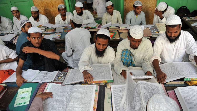 deobandi islam
