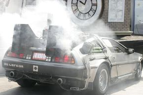 Back to the Future made the DeLorean famous, but flux capacitors are not included in your average DMC-12.