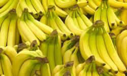 Frozen bananas make a delicious faux ice cream.