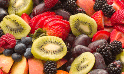 Replacing sugar or corn syrup with fruit is a great way to save calories. See more pictures of enlightened desserts.