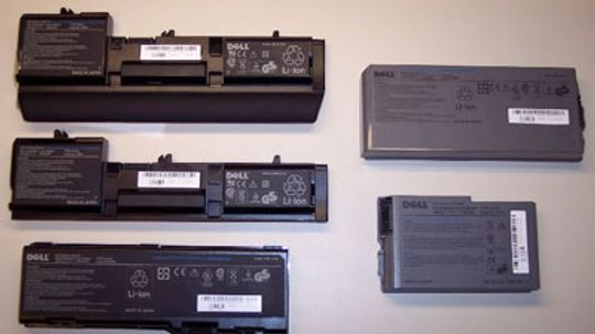 What causes laptop batteries to overheat?