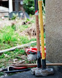 While a sledgehammer can tackle big jobs, you'll need several different hammers to finish the job.