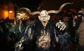 Some Christian groups claim images of witches and demons carry satanic connotations.