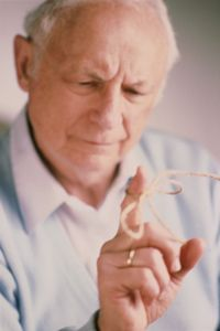 A doctor can help you determine if that string around your finger is the onset of dementia.