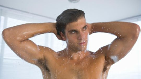 Do deodorant soaps really keep you from smelling?