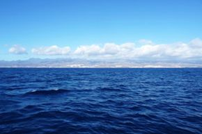 About 70 percent of the world is water, but so little can actually be used because most of it is salt water.