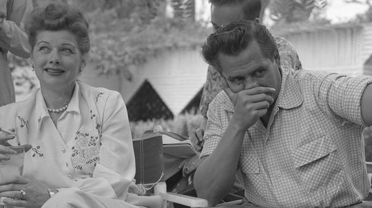 Desi Arnaz: Ricky Ricardo and a TV Pioneer Too