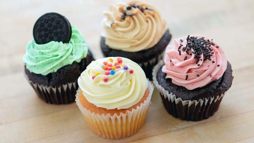 gourmet cupcakes