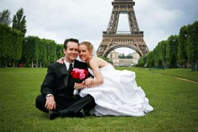 """Before you say """"oui"""" to a destination wedding, you've got to weigh a few factors."""